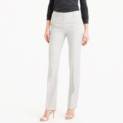J.CrewCampbell trouser in Super 120s wool