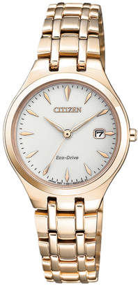 Citizen EW2483-85B Rose Gold Watch