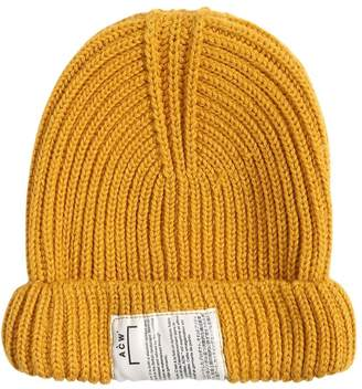 A-Cold-Wall* Wool Beanie Hat W/ Invisible Zip