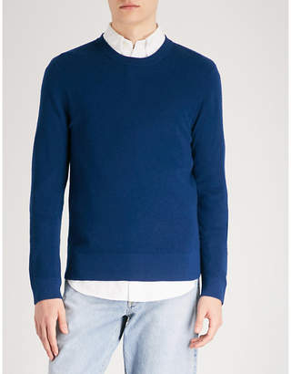 Sandro Crewneck knitted jumper
