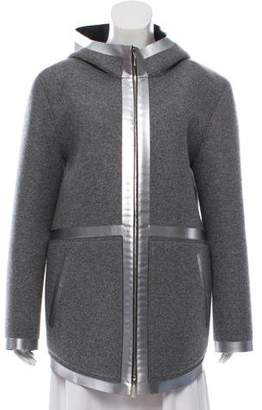 Chanel 2016 Wool-Blend Coat w/ Tags