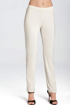 Josie Natori Matte Jersey Pants