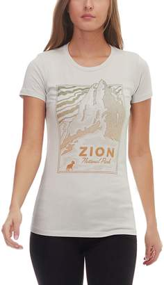 Zion Parks Project Peak T-Shirt - Women's