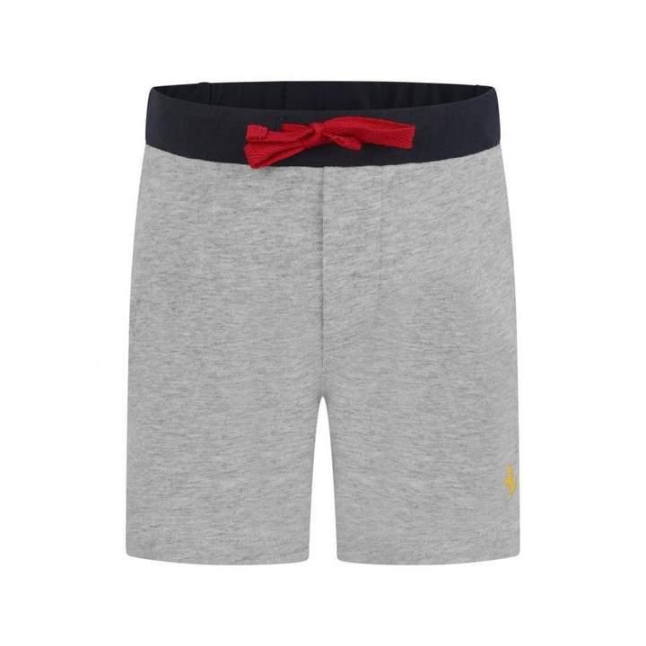FerrariBaby Boys Grey Jersey Shorts