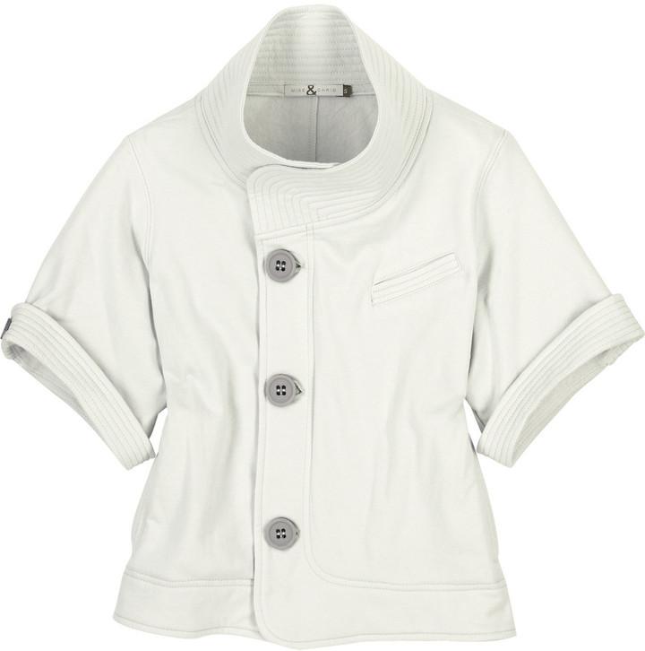 Mike & Chris Landen fleece jacket