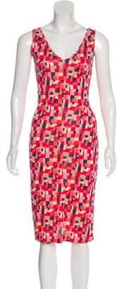 Diane von Furstenberg Rene Silk Dress