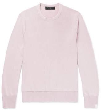 Rag & Bone Anderson Cotton Sweater