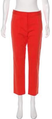 Tory Burch High-Rise Cropped Pants
