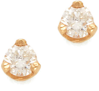 Chicco Zoe Diamond Prong Stud Earrings