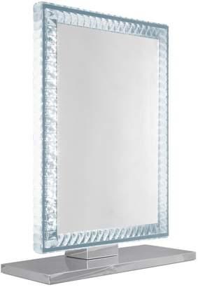 Co Impressions Vanity Diamond Collection Princess Premium LED Vanity Mirror