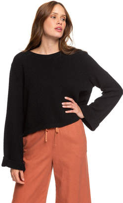 Roxy Sorrento Shades Flared Sleeve Sweater