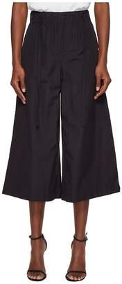 Vince Side Slit Culottes Women's Casual Pants