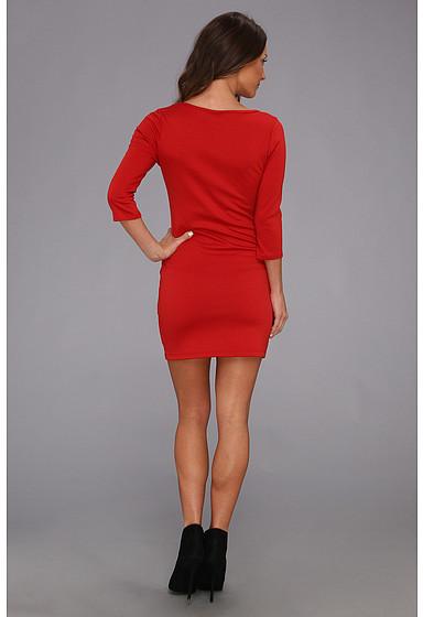 Gabriella Rocha Studded Ponte Dress