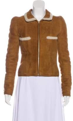 Chanel Shearling Jacket