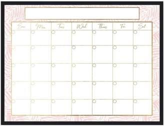 Oliver Gal Summertime Monthly (Framed Whiteboard)