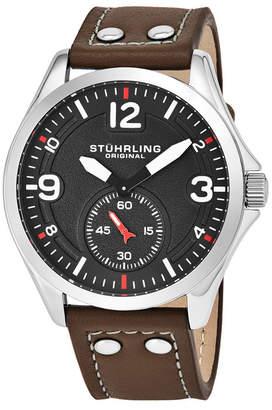 Stuhrling Original Men's Quartz Dial Watch