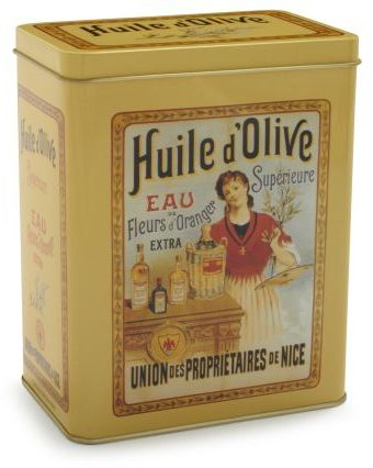 Sur La Table Huile D'Olive Canister