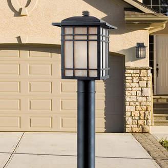 Three Posts Millbrook Outdoor 1-Light Modern Incandescent Lantern Head