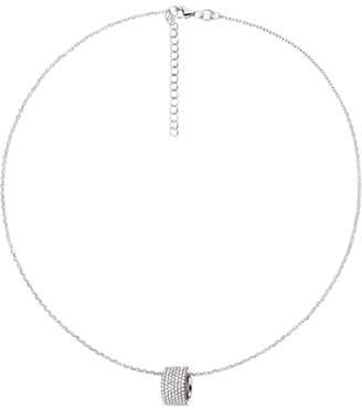 Folli Follie Cubic Zirconia Ring Pendant Necklace