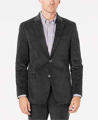 Tommy Hilfiger Men Modern-Fit Th Flex Corduroy Suit Jacket