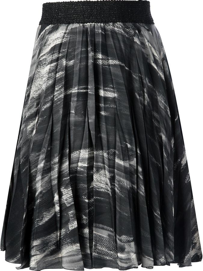 Tsumori Chisato printed skirt