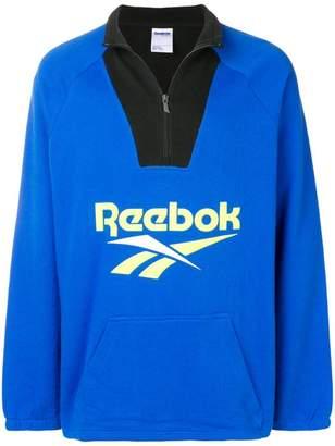 2ee9ddb1ff3 Reebok Classics Vector Quarter-zip Sweatshirt