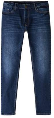 Mango Man MANGO MAN Skinny dark wash Jude jeans