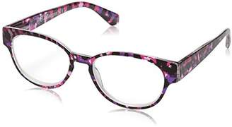 A. J. Morgan A.J. Morgan Women's Popular - Power 1.00 54255 Cateye Reading Glasses