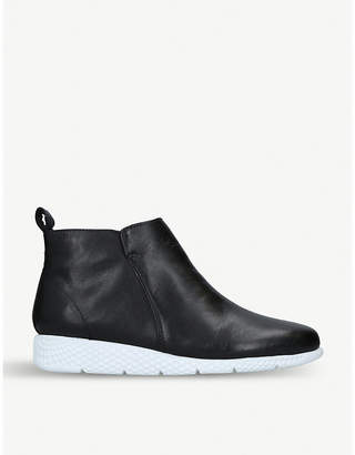 Carvela Comfort Cooper leather trainers