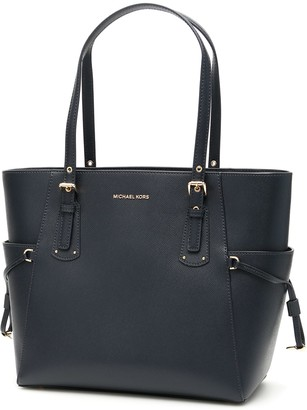 MICHAEL Michael Kors Voyager Leather Tote Bag