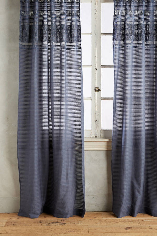Anthropologie Anthropologie Micha Curtain