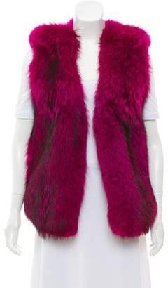 MICHAEL Michael Kors Fur Vest