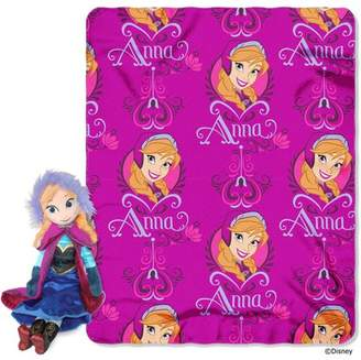 Disney Frozen Anna Hugger and Fleece Throw Set