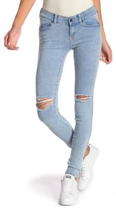 Denim & Supply Ralph Lauren Dr. Denim Supply Co Dixy Distressed Skinny Jeans