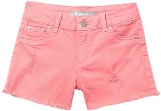 Tractr Fray Bottom Shorts (Big Girls)