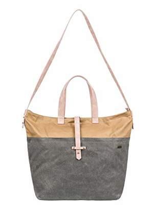 Roxy Stripey Love Large Crossbody Bag
