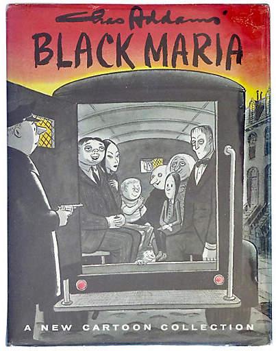 Charles Addams' Black Maria