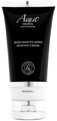 Aroma Dead Sea Aqua Minerals Maxismooth Men's Shaving Cream