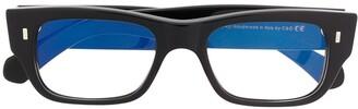 Cutler & Gross rectangular frame glasses