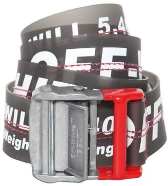 Off-White Off White 35mm Long Industrial Belt