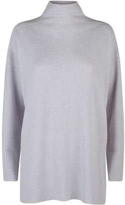 Eileen Fisher Cashmere Ribbed Turtleneck Sweater