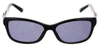 Gucci Tinted Bamboo Sunglasses