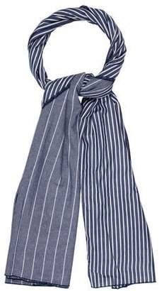 Donni Charm Bicolor Striped Scarf