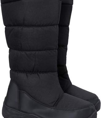 Warehouse Mountain Icey Women's Long Snow Boots - Water Repellent, Snow Proof with Sherpa Lining to Provides Warmth & Style, Deep Lugs, High Traction Outsole