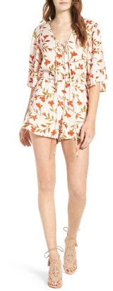 Women's Lovers + Friends Epiphany Romper $170 thestylecure.com
