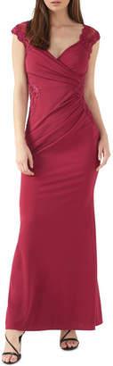 Lipsy V-Neck Maxi Dress