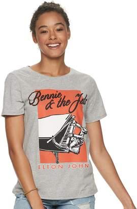 "Juniors' Elton John ""Bennie & the Jets"" Tee"