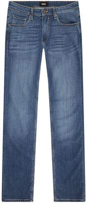 Paige Federal Slim Fit Jeans