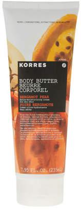 Korres Bergamot Pear Body Butter, 7.9 oz./ 235 mL