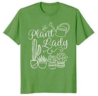 Funny Plant Lady Shirt - Plant Lovers T Shirt